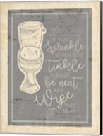 Sprinkle Tinkle Fine-Art Print
