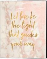 Let Love Be the Light Fine-Art Print