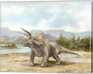 Dinosaur Illustration II Fine-Art Print