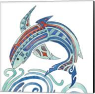 Undersea Luau II Fine-Art Print