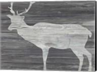 Vintage Plains Animals III Fine-Art Print