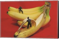 Army Going Bananas Fine-Art Print