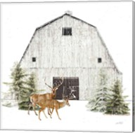 Wooded Holiday VI Fine-Art Print