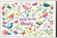 Budding Beauty I Fine-Art Print