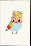 Helga Owl Fine-Art Print