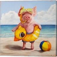 Baked Ham Fine-Art Print