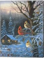 Cabin Fever Fine-Art Print