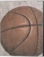 Sports Ball - Basketball Fine-Art Print