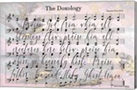 The Doxology Lyrics Fine-Art Print