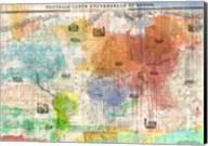 Map of the World 2.0 Fine-Art Print