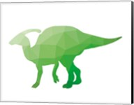 Geo Dinosaur IV Fine-Art Print