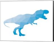 Geo Dinosaur I Fine-Art Print