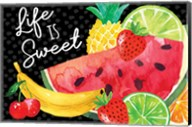 Life is Sweet Fine-Art Print