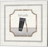Toothbrush Brush Fine-Art Print