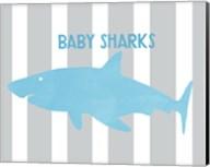 Baby Sharks II Fine-Art Print