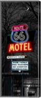 No Tell Motel Fine-Art Print