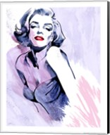 Marilyn's Pose Fine-Art Print