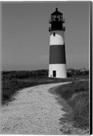 Black and Lighthouse Fine-Art Print