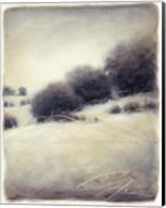 Hill Side III Fine-Art Print