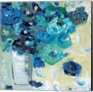 Harmony in Blue Fine-Art Print