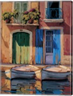 Reflejos de Marsella II Fine-Art Print