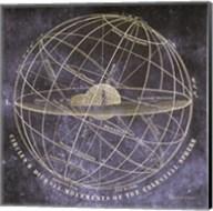 Vintage Celestial Planets Fine-Art Print