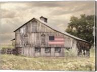 Rural Virginia Barn Fine-Art Print