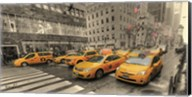 5th Avenue Taxi Fine-Art Print