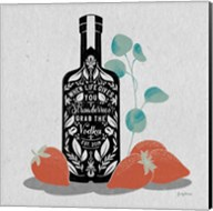 Fruity Spirits Vodka Fine-Art Print