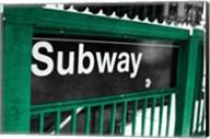 Subway Fine-Art Print