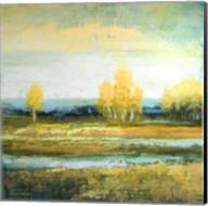 Marsh Lands I Fine-Art Print