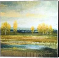 Marsh Lands II Fine-Art Print