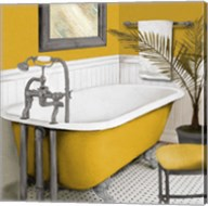Sunny Bath I Fine-Art Print