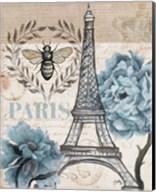 Paris Bee I Fine-Art Print