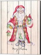 Santa & Cardinal I Fine-Art Print
