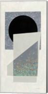 Full Moon I v2 Panel Fine-Art Print