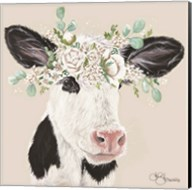 Patience the Cow Fine-Art Print