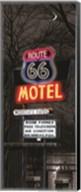 Route 66 Motel Fine-Art Print