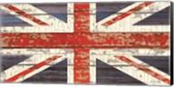Vintage Union Jack Fine-Art Print