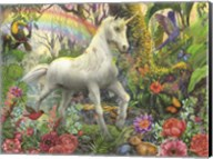 Rainbow Unicorn Fine-Art Print