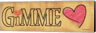 Gimme Love Fine-Art Print