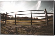 Farm Fence Fine-Art Print