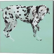 Pop Modern Dog I Fine-Art Print