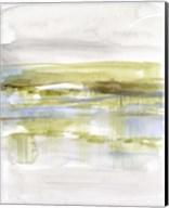 Olive Marsh I Fine-Art Print