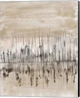 Marshline Reflection I Fine-Art Print