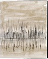 Marshline Reflection II Fine-Art Print