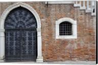 Windows & Doors of Venice VIII Fine-Art Print