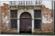 Windows & Doors of Venice X Fine-Art Print