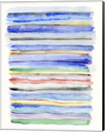 Watercolor Gradation Fine-Art Print