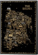Glam New York Collection-Bronx Fine-Art Print